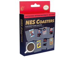 Nintendo NES Cartridge Coasters for Drinks (Posavasos) - comprar online