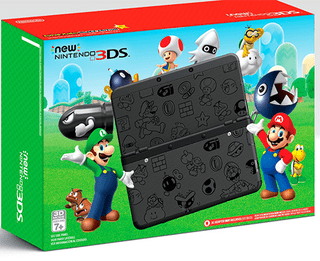 New 3ds Super Mario Edition