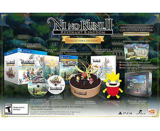 Ni no Kuni II: The Revenant King - Collector's Edition