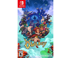 Owlboy Standard Edition - Nintendo Switch