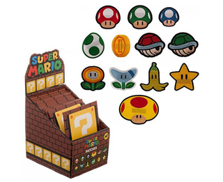 Parches Super Mario - Pixel Patches