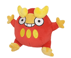Plush Pokemon (Original SANEI Pocket Monsters PM471) - Darumaka 4.5""