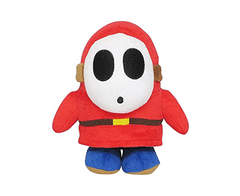 Plush Shy Guy 6.5inch