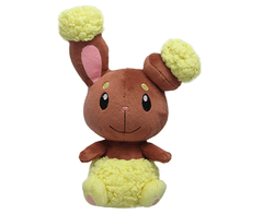 Plush Pokemon (Original SANEI Pocket Monsters PM11) - Buneary 7inch