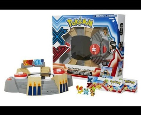 Pokemon Battle Arena  XY Tomy