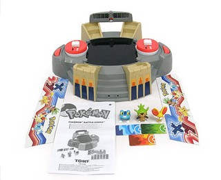 Pokemon Battle Arena  XY Tomy - comprar online