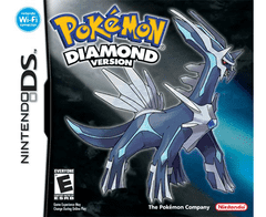 Pokemon Diamond Version - DS