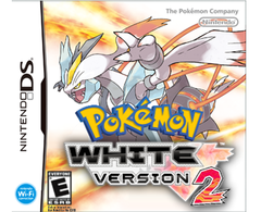 Pokemon White 2 - Nintendo DS