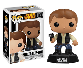 Funko Pop Star Wars - Han Solo