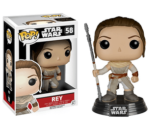 Funko POP Star Wars: Episode 7 - Varios Modelos (Kylo Ren / Rey / Captain Phasma / Poe Dameron / C3PO / Finn )