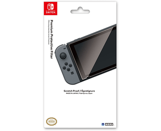 Premium Protective Filter for Nintendo Switch - HORI
