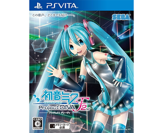 Hatsune Miku -Project DIVA-F 2nd - PS VITA