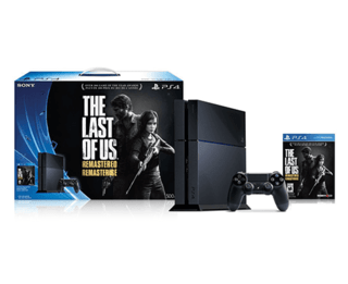 Playstation 4 500gb The Last of Us Edition (incluye juego)
