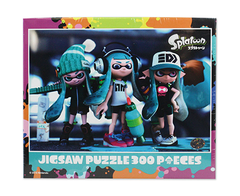 Puzzle Splatoon Jigsaw 300 Pieces - Girls