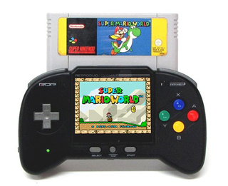Retro Duo Portable - NES & SNES compatible - comprar online