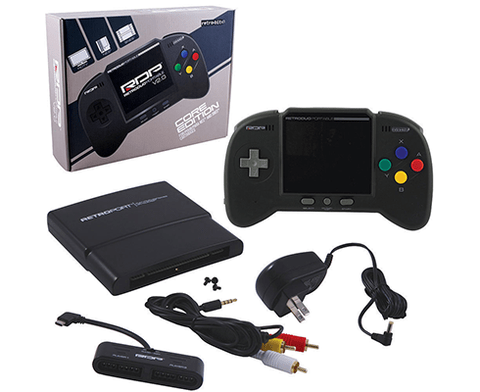 Retro Duo Portable - NES & SNES compatible