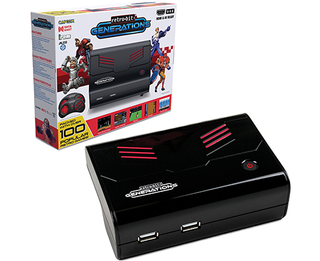 Retro-Bit Generations - Plug and Play Game Console