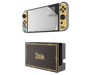 Zelda Collector's Edition Screen Protection & Skins - Nintendo Switch - comprar online