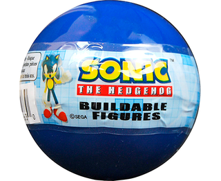 Sonic Figures Mystery
