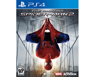 Amazing Spider-Man PS4