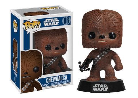 Funko Pop! Star Wars - Chewbacca