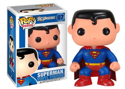 Funko Pop! DC Heroes - Superman