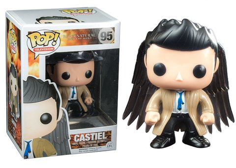 Funko Pop! Supernatural - Castiel Limited con Alas