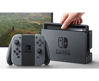 Nintendo Switch - Gray