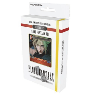 Final Fantasy Trading Card Game: Starter Deck