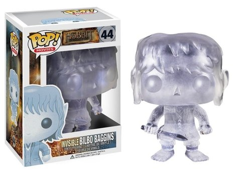 Funko Pop! The Hobbit - Invisible Bilbo Baggins