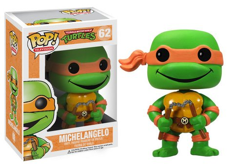 Funko Pop! TMNT - Michelangelo