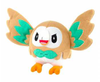 Plush Pokemon Official TOMY -Rowlet 8 Inch