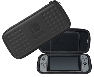 Estuche Tough Pouch para Nintendo Switch - HORI