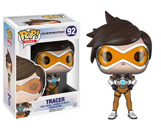 Funko Pop! Games: Overwatch en internet