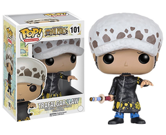 Funko POP Anime: One Piece en internet