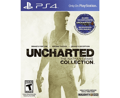 Uncharted - The Nathan Drake Collection (3 juegos)
