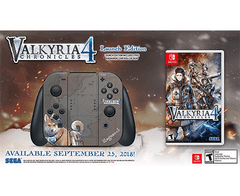 Valkyria Chronicles 4: Launch Edition - Nintendo Switch