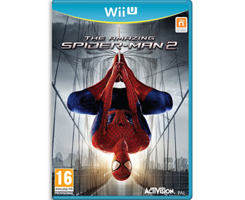Amazing Spiderman 2 Wii U