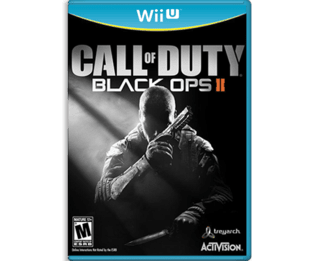 Call of Duty - Black Ops 2 Wii U