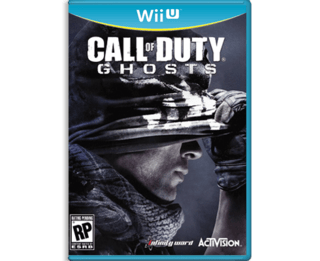 Call of Duty - Ghosts Wii U