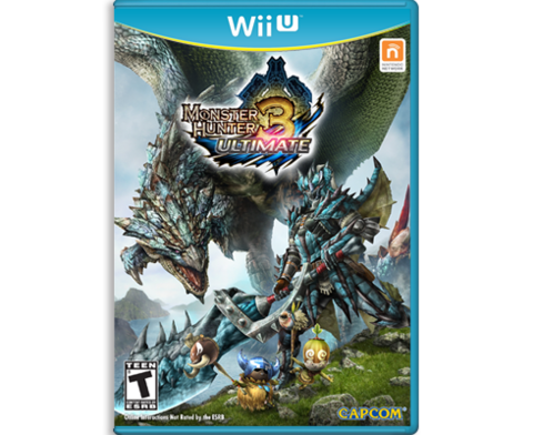 Monster Hunter Ultimate Wii U