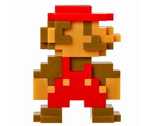 World of Nintendo - 2,5 inch - Mario 8 BIT