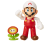 World of Nintendo - 4 inch (11 cm) - Fire Mario - Wave 18