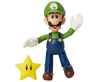 World of Nintendo - 4 inch (11 cm) - Luigi - Wave 18