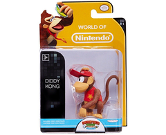 World of Nintendo - 2,5 inch - Diddy Kong