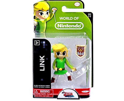 World of Nintendo - 2,5 inch - LINK