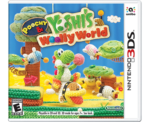Poochy and Yoshi´s Woolly World