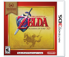 The Legend of Zelda Ocarina of Time 3DS - comprar online
