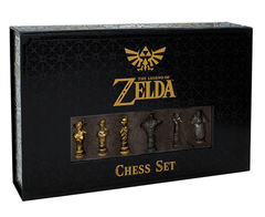 Chess: The Legend Of Zelda Collector's Edition Board Game - AJEDREZ ZELDA
