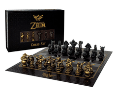 Chess: The Legend Of Zelda Collector's Edition Board Game - AJEDREZ ZELDA - tienda online